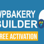 wpbakery Page Builder free activation
