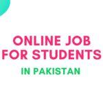 Online Jobs For Students In Pakistan