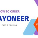 How To Get Payoneer Card In Pakistan