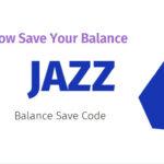 Jazz Balance Save Code